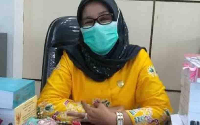 Anggota DPRD Kalteng, Siti Nafsiah