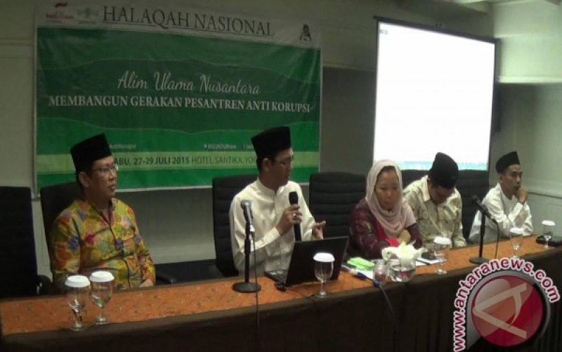 Rais Syuriah Pengurus Besar Nahdlatul Ulama, KH Ahmad Ishomuddin. (Foto : Antara/ Victorianus Sat Pranyoto)