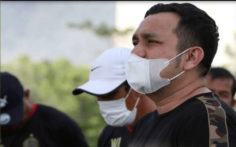 Manajer Semen Padang FC Effendi Syahputra (ANTARA/ MO Semen Padang FC)