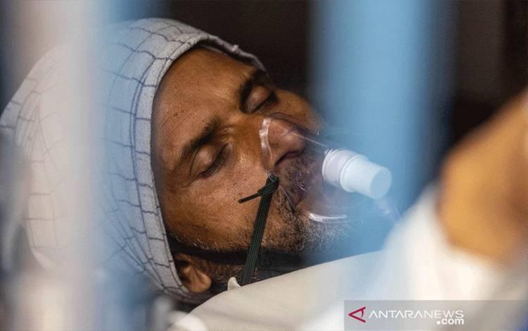 India Catat 4.000 Kematian Akibar COVID-19 Dalam Dua Hari