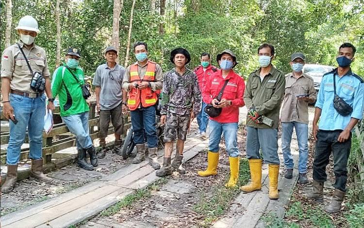 Ini yang Ditemukan DLH Barito Timur Terkait Penyebab Keruhnya Air Sungai Tewah Pupuh