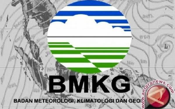 Logo BMKG. (foto : ANTARA)