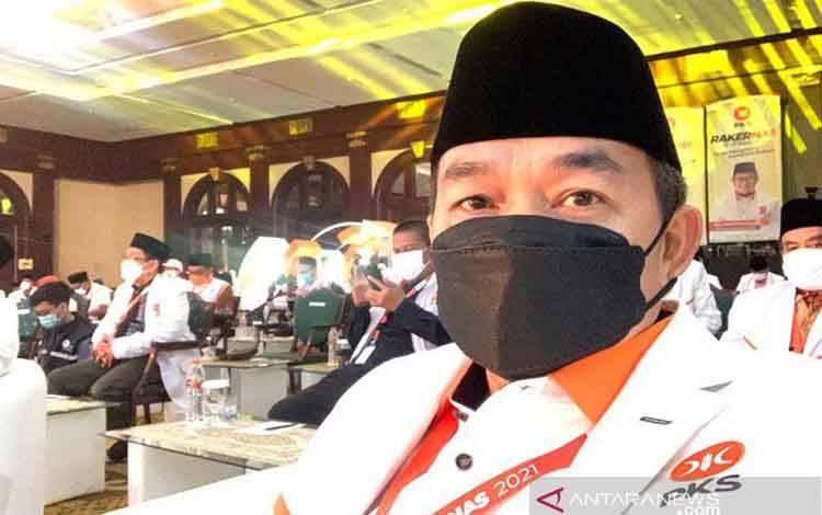 Ketua Fraksi PKS DPR RI, Jazuli Juwaini. (foto : ANTARA/HO-Pribadi)