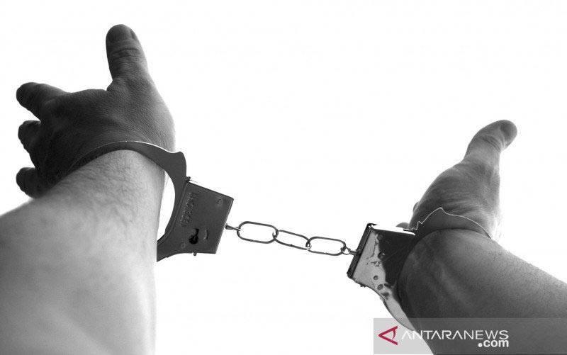 Ilustrasi penangkapan. (foto : ANTARA/HO-pixabay)