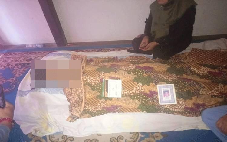 Pria 24 Tahun di Sampit Ditemukan Tewas Bunuh Diri.