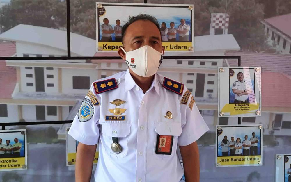 Kepala UPBU Iskandar Pangkalan Bun, Zuber