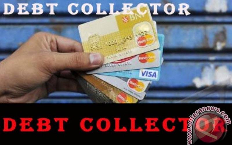Ilustrasi - Ancaman debt collector jika telat bayar hutang. (foto : ANTARA/Handry Musa)