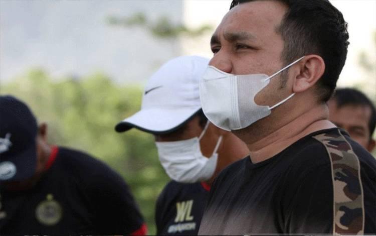 Manajer Semen Padang FC Effendi Syahputra (ANTARA/MO Semen Padang)