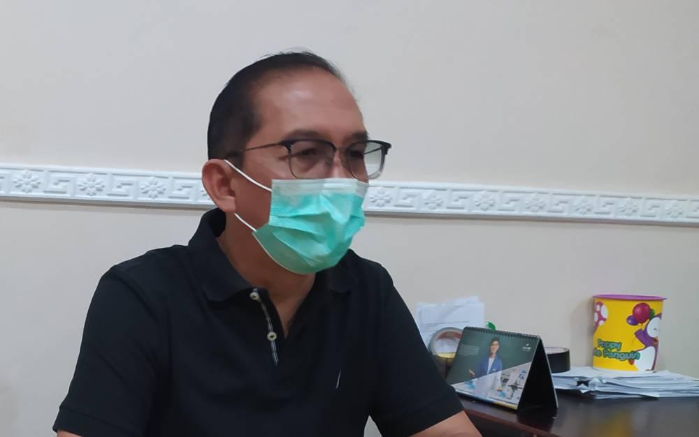 Kepala Dinkes Kabupaten Pulang Pisau dr Muliyanto Budihardjo