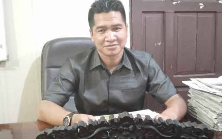 Ketua Fraksi PKB DPRD Kotawaringin Timur, M Abadi.