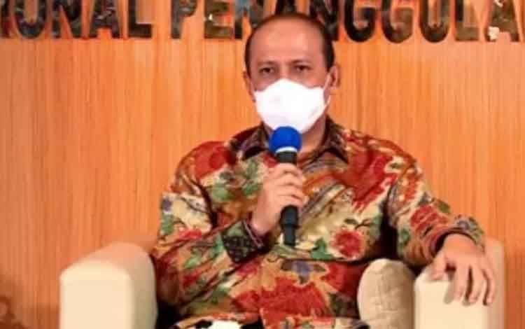 Kepala BNPT Komjen Boy Rafli Amar