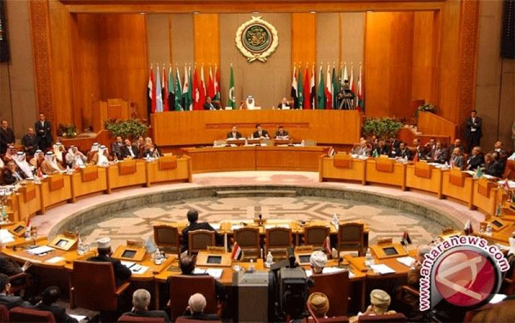 Ilustrasi Liga Arab (arableaguesummit.com)