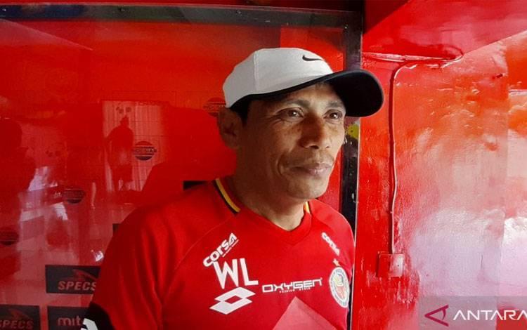 Pelatih kepala Semen Padang FC Weliansyah
