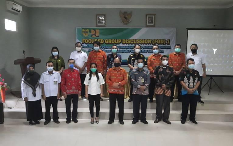 Para peserta FDG foto bersama.