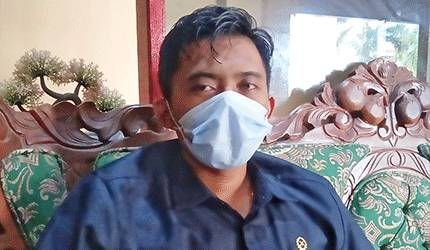 Humas Pengadilan Negeri Kelas II Tamiang Layang, Arief Heriyogi.