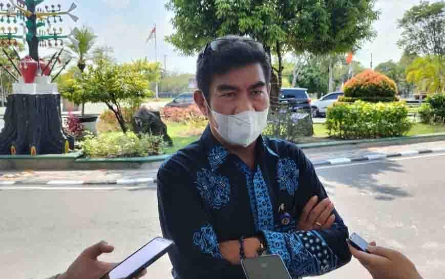 Plt Kepala Diskominfosatik Kalteng, Agus Siswadi