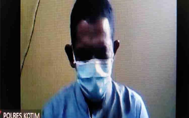 Suyanto alias Yanto terdakwa kasus sabu