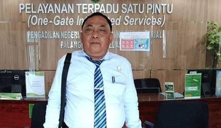Pengamatan Hukum dan Sosial di Kotim, Bambang Nugroho