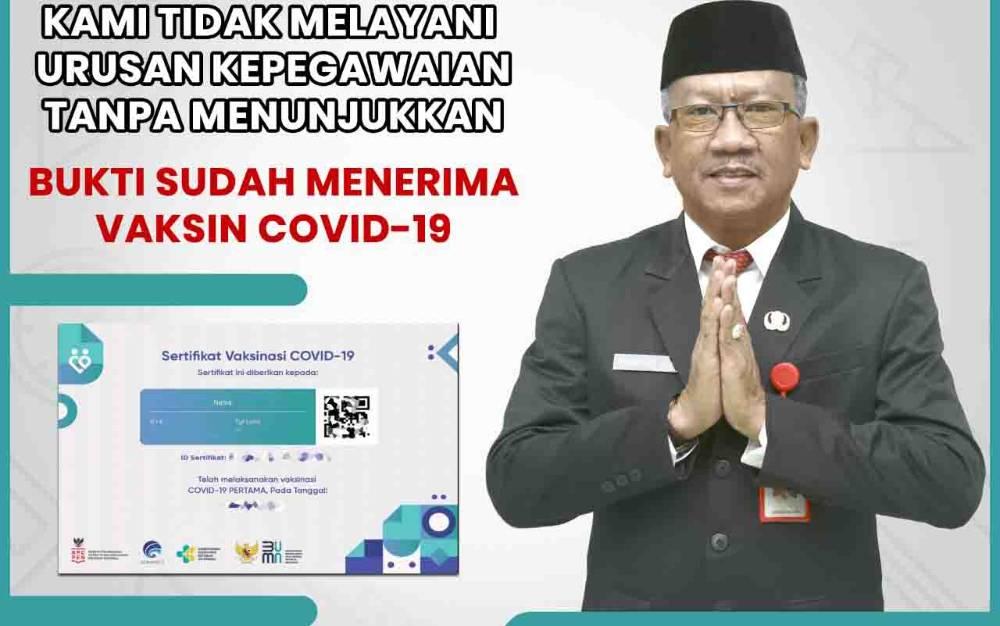 Pamflet digital BKD Kalteng