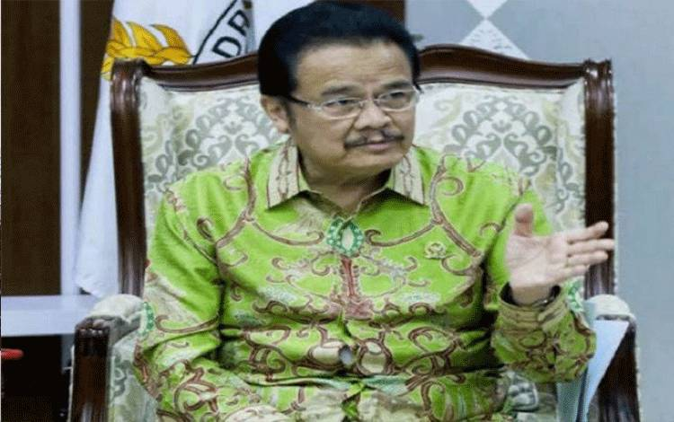 Anggota DPD RI Agustin Teras Narang. ANTARA/Dokumen pribadi
