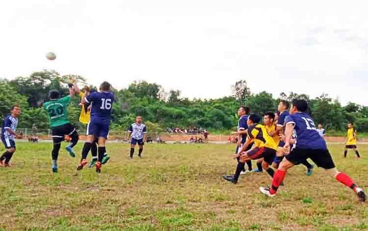 Turnamen Fourfeo LFC Bartim di Tamiang Layang