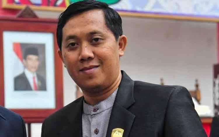 Anggota DPRD Kota Palangka Raya Sigit Widodo