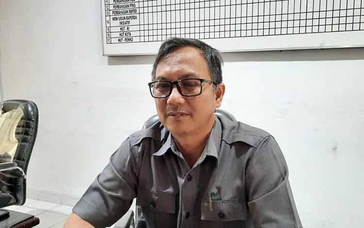 Ketua Komisi C DPRD Kota Palangka Raya, Beta Syailendra.