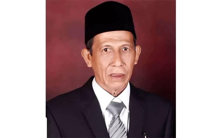 Anggota DPRD Kotawaringin Timur H Hademan semasa hidup