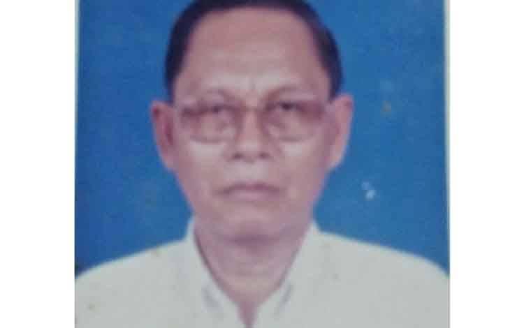 Pj Bupati Gumas 2002-2003 Matlim Alang