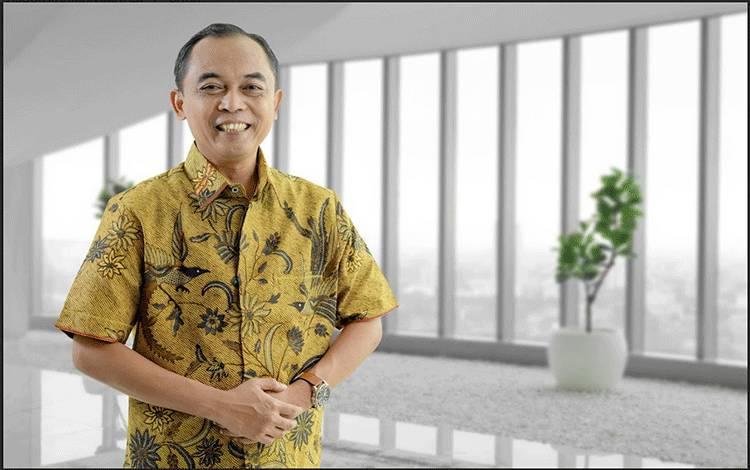 Direktur Umum dan SDM BPJAMSOSTEK Abdur Rahman Irsyadi