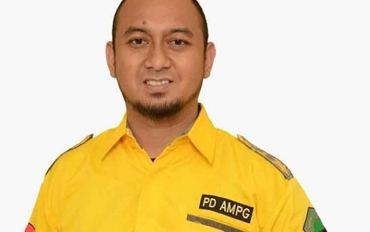 Wakil Ketua I DPRD Palangka Raya, Wahid Yusuf