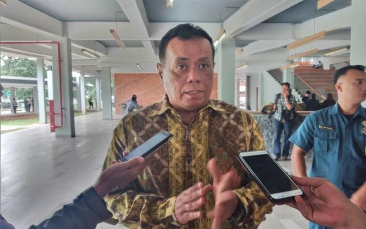 Rektor UI Prof. Ari Kuncoro