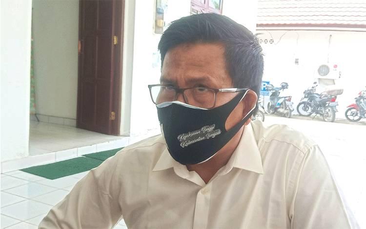 Kabag Hukum Pemerintah Kabupaten Katingan, Rustianto