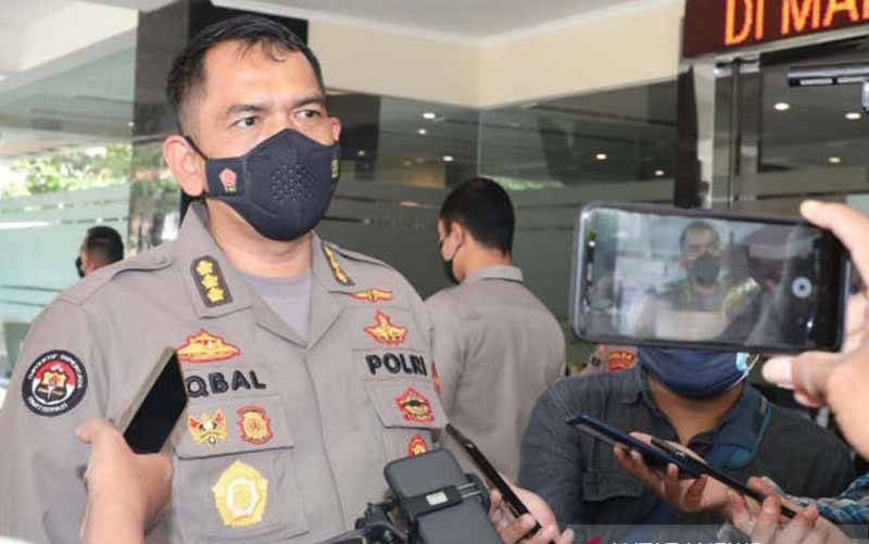 Kabid Humas Polda Jawa Tengah Kombes Pol. Iqbal Alqudusy. (foto : ANTARA/HO-Humas Polda Jateng)