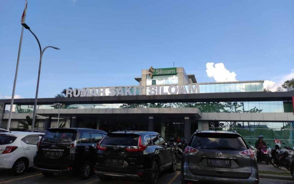 RS Siloam Palangka Raya.