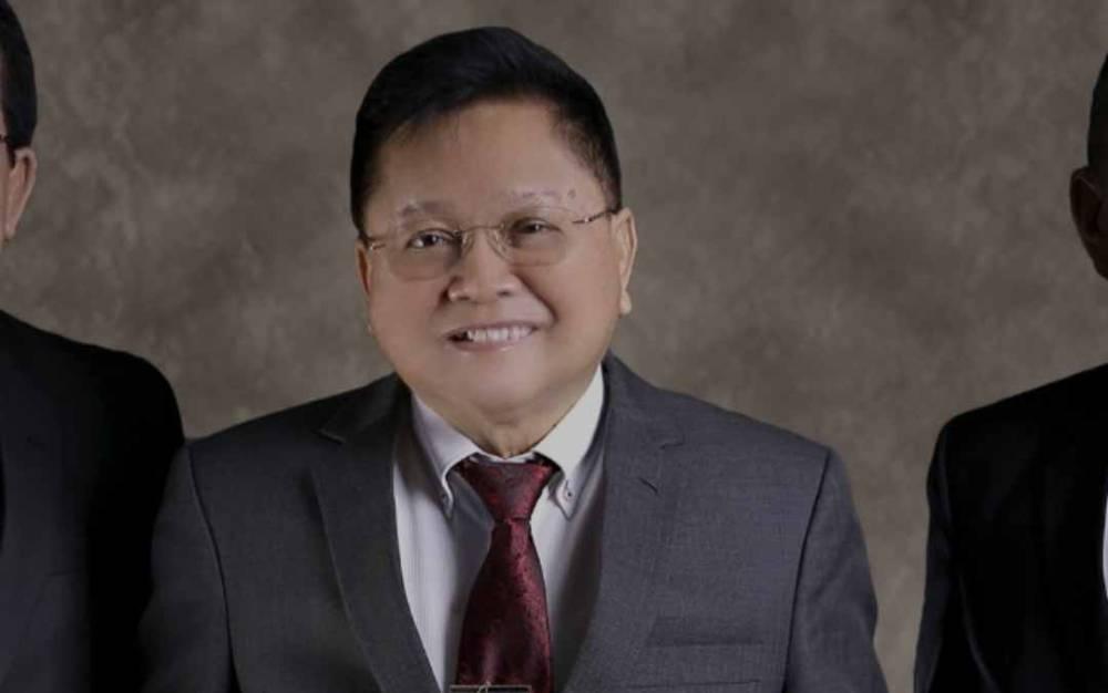 Komisaris Utama Bank Kalteng, Rosihanoor.
