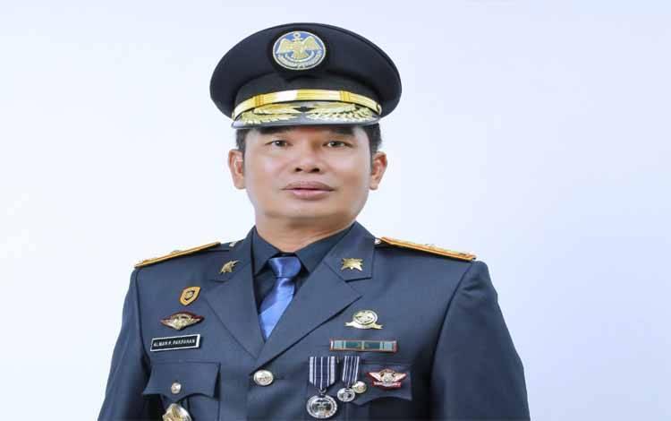 Kepala Dinas Perhubungan Kota Palangka Raya, Alman P Pakpahan