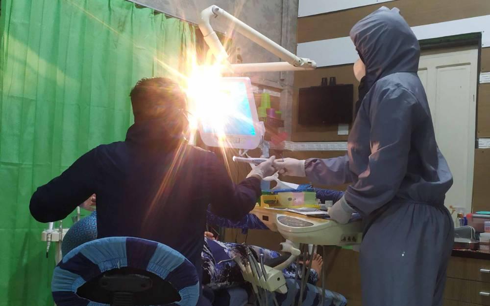 Poliklinik Gigi RSUD dr Murjani Sampit Tutup Sementara