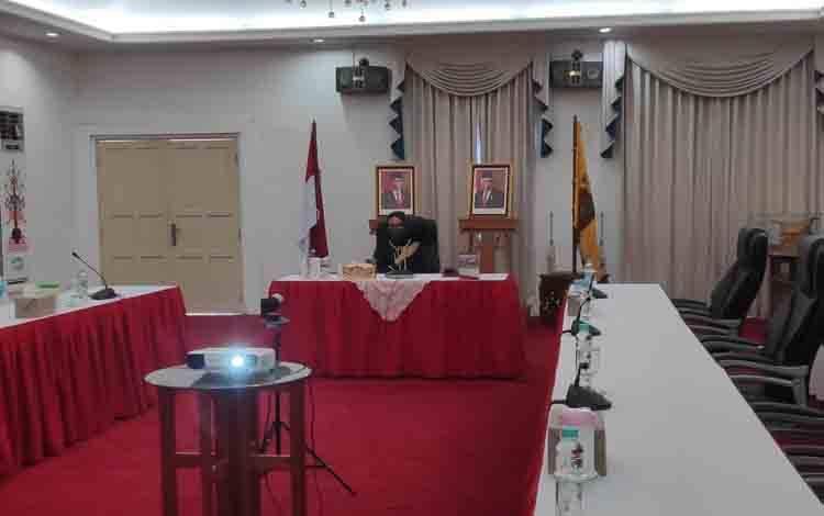 Bunda PAUD Provinsi Kalteng, Ivo Sugianto Sabran