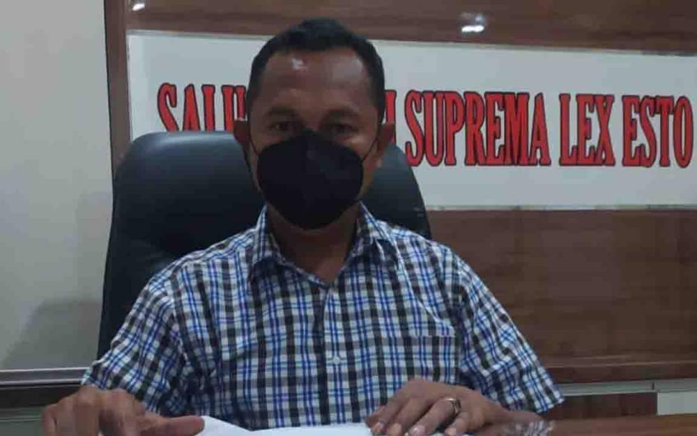 Kasat Reskrim Polres Kotim, AKP Gede Agus Putra Atmaja.