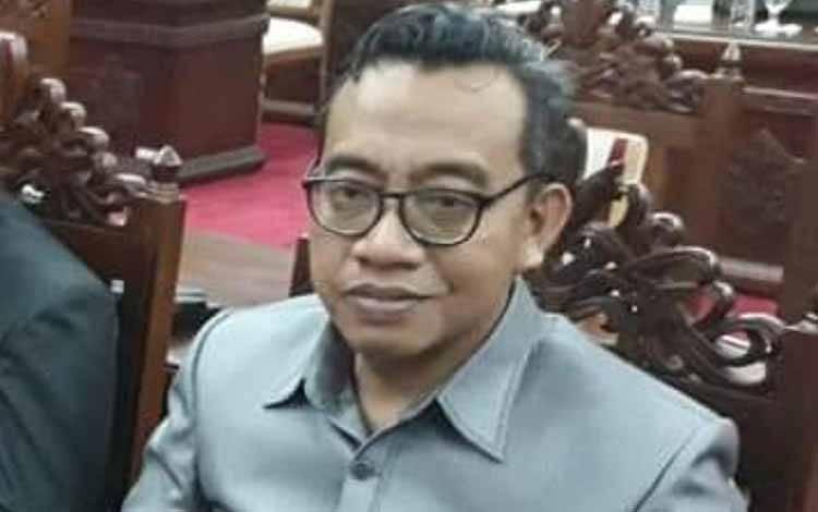 Legislator Kalteng, Fajar Hariady.