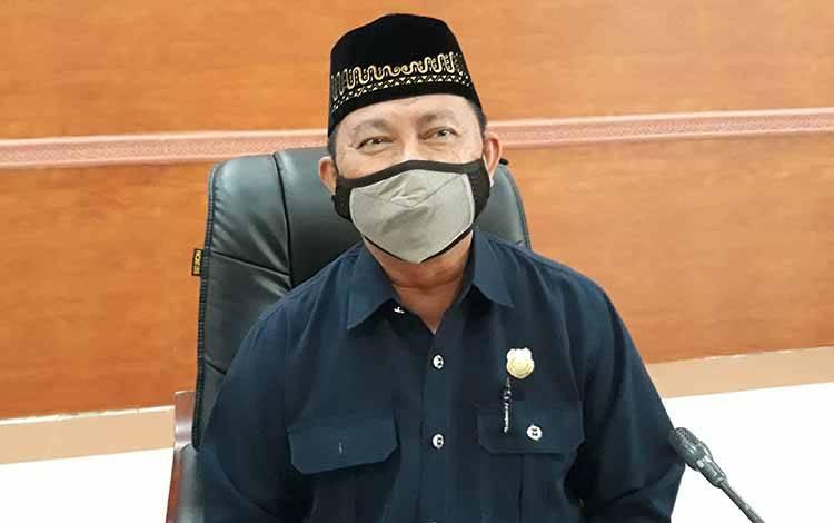 Wakil Ketua I Bapemperda DPRD Kapuas, HM Rosihan Anwar