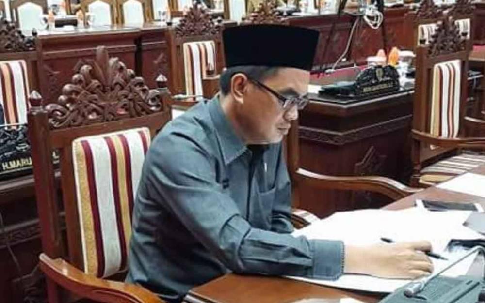 Anggota DPRD Kalteng, Sirajul Rahman.