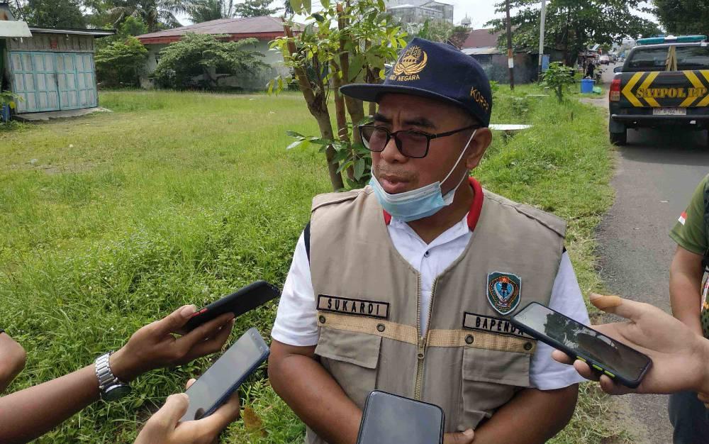 Kepala Badan Pendapatan Daerah, Sukardi.