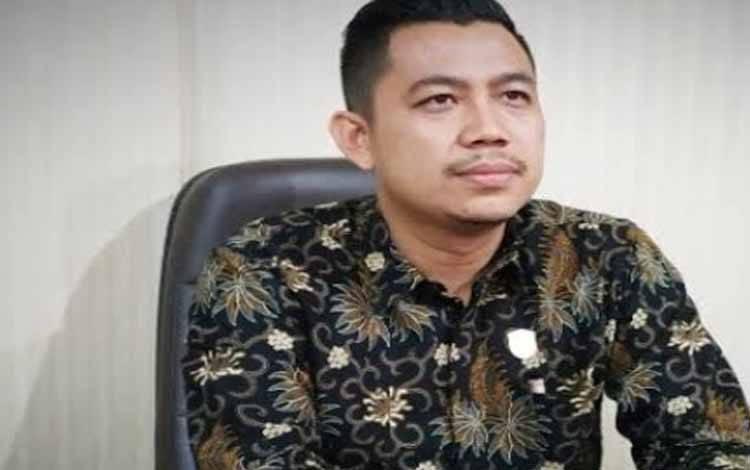Ketua Komisi IV DPRD Kotawaringin Timur, M Kurniawan Anwar