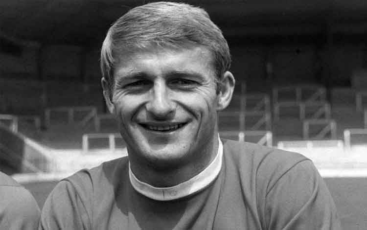 Legenda Liverpool dan timnas Inggris Roger Hunt. (Liverpoolfc.com)