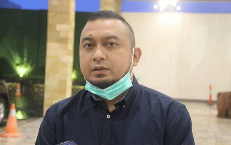 Wakil Ketua I DPRD Kota Palangka Raya Wahid Yusuf