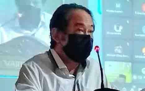 Anggota DPRD Kotawaringin Timur, Handoyo J Wibowo.