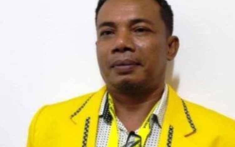 Sekretaris BPC Gapensi Kotim, Joni Abdi