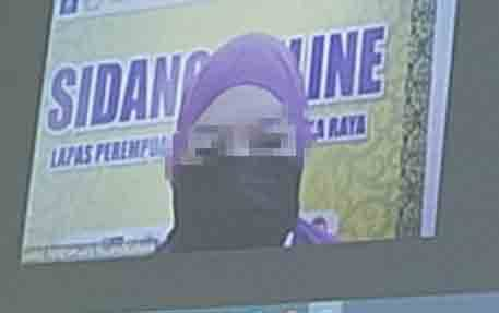 Perempuan Sembunyikan Sabu Dalam BH Dituntut 6 Tahun Penjara